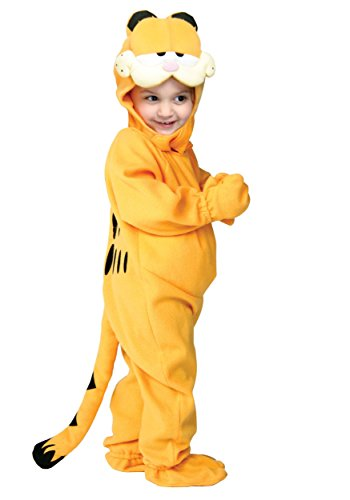 [Garfield Toddler Costume] (Toddler Cat Costume Ideas)