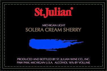 Nv Solera Cream Sherry 750 Ml