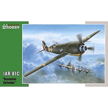 Maquette avion : IAR-81C