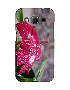 Mobifry Back case cover for Samsung Galaxy Core Prime Mobile ( Printed design)