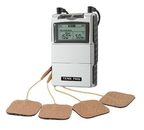 Tens Unit – Tens Machine for Pain Management, Back Pain and Rehabilitation.