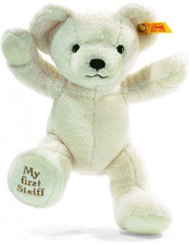 "Steiff (Steiff) Made ""My First Steiff Teddy Bear"" (My First Steiff Teddy Bear Cream) 24Cm (Uk Usa Steiff Limited) (Japan Import) front-806077"