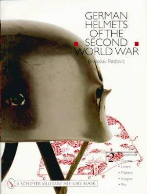 German Helmets of the Second World War, Vol. 2