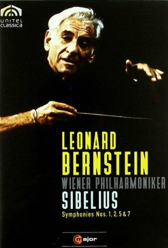 Bernstein Conducts Sibelius (Symphonies Nos 1, 2, 5, 7) [DVD] [NTSC] [2010]