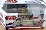 X-Wing Red 2 Starfighter ~ Legacy Collection Exclusive Vehicle + Wedge Antilles Figure ~ Star Wars