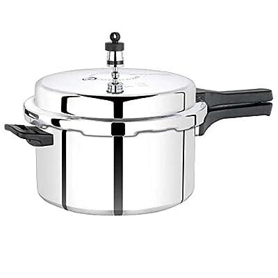 Premier Netra Aluminium 2 Litre Pressure Cooker- ( L x B x H) 28 x 21.5 x 13.3, Silver)