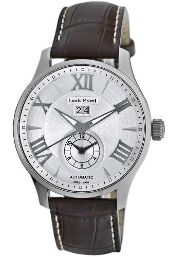 Louis Erard Men's 82222AA01.BDC52 1931 GMT Automatic Watch