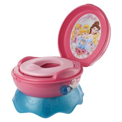 First Years Disney Princess Magical Sounds Potty front-1031835