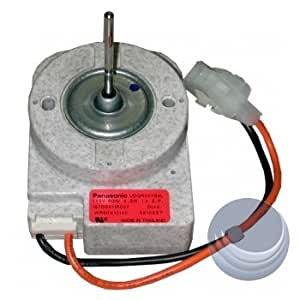 General electric wr60x10241 motor ac dc for General electric fan motor