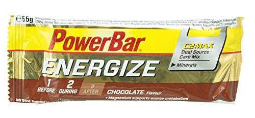PowerBar Energize Bar チョコレート 25本入り PBE4P