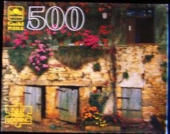 Guild 500 Piece Puzzle-Dordogne, France