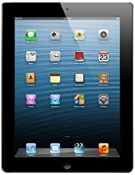 Apple iPad (Black, 64GB, 3G, WiFi + Cellular) MD368HN/A