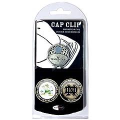 Buy NCAA Notre Dame Fighting Irish 2 Marker Golf Cap Clip by Team Golf