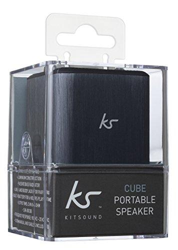 KitSound-Cube-Universal-Aufladbarer-Tragbarer-Lautsprecher-mit-35mm-Klinkenstecker-Kompatibel-mit-Smartphones-Tablets-und-MP3-Gerten-einschl-iPhone-44S55S5CSE66-Plus6S6S-Plus-iPad-234AirMiniPro-iPod-N