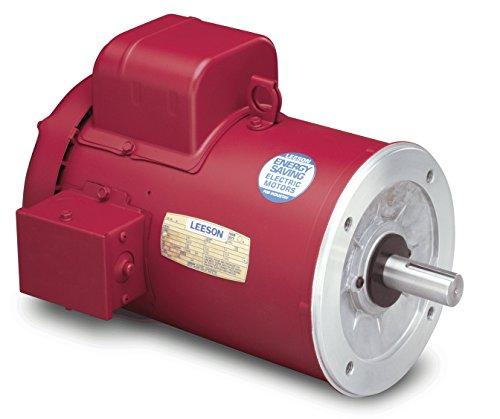 3/4 Hp 1725 Rpm 56C Frame (Farm Duty) 115/230 Volts Leeson Electric Motor # 110493