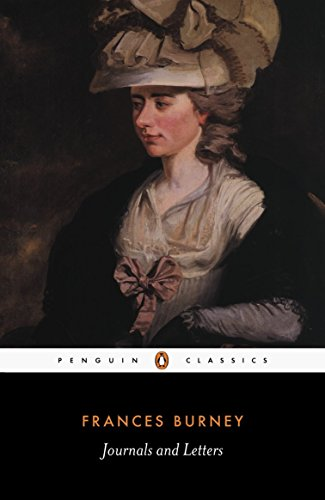 Journals and Letters: Burney, Frances (Penguin Classics)