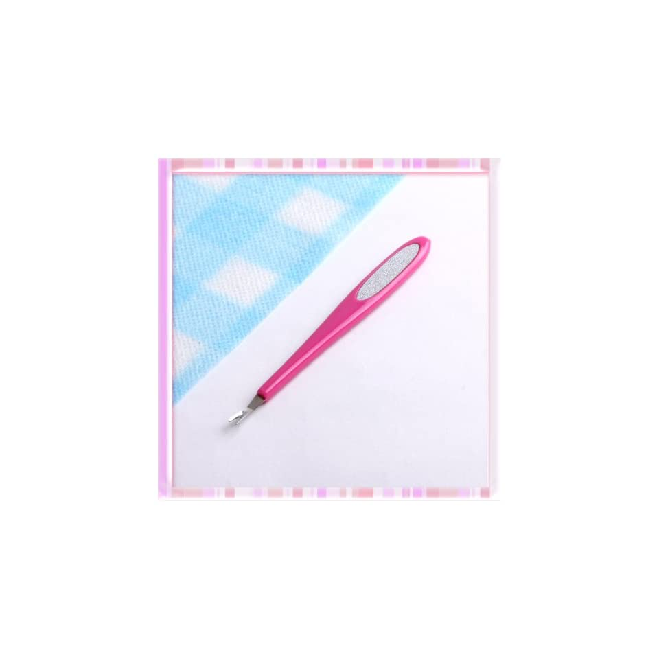 Efficient Pink Washboard Callus Remover Foot Rasp File Pedicure Tool