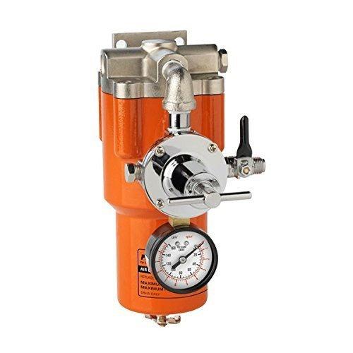 DEVILBISS 803643 80 CFM Air Filter Cleaner with Regulator HAR680
