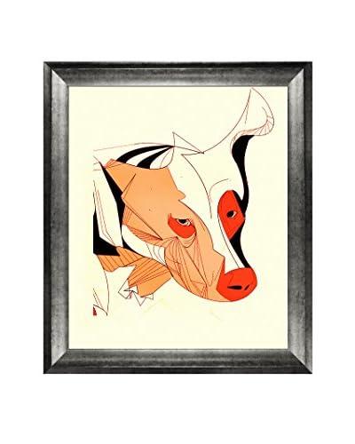 Ofir Sasson Fitch 214 Framed Print On Canvas, Multi, 29″ x 25″
