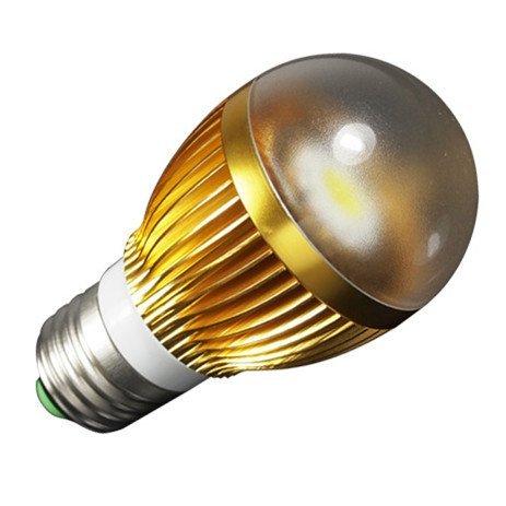 Lohas High Power Cob Led Lamp Bulbs Light E27 6W 50W Halogen Equivalent,110-240V Cool White (Pack Of 10)