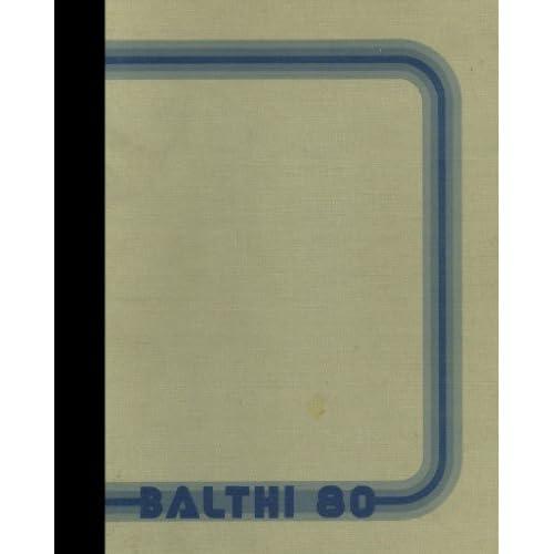 (Reprint) 1980 Yearbook: Baldwin High School, Pittsburgh, Pennsylvania 1980 Yearbook Staff of Baldwin High School