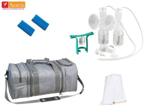 Ameda Elite Carrying Bag front-647183