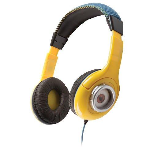 "eKids Minions The Movie ""One In A Minion"" High Quality Headphones"