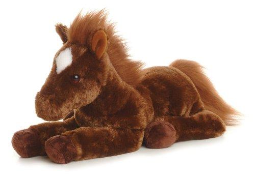 """Dallas Horse Flopsie - 12"""""""