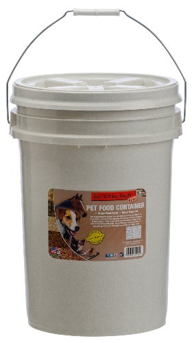 Gamma2 Vittles Vault 20 for Pet Food Storage
