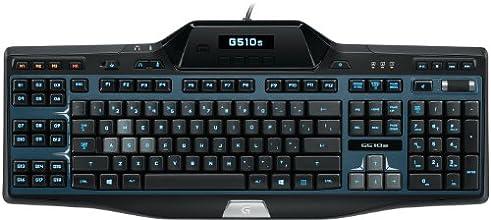Logitech Gaming Keyboard G510s (QWERTZ, deutsches Tastaturlayout)