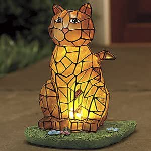 Potpourri Group Potpourri Mosaic Solar Cat