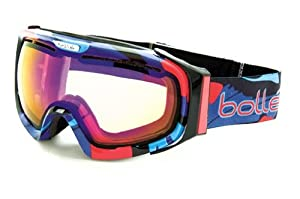 Bolle Fathom Goggles, Butterfly, Aurora Lens