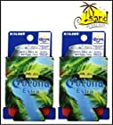 (2) Corona Extra Palm Tree Beer Can Koozies Cooler