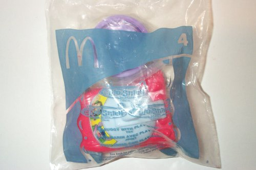McDonalds - #4 X-Buggy with Play-Doh Toy