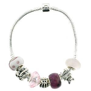 charm bead set starter kit bracelet in pandora. Black Bedroom Furniture Sets. Home Design Ideas