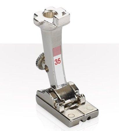 BERNINA Invisible-zipper foot #35 (Zipper Foot Bernina compare prices)