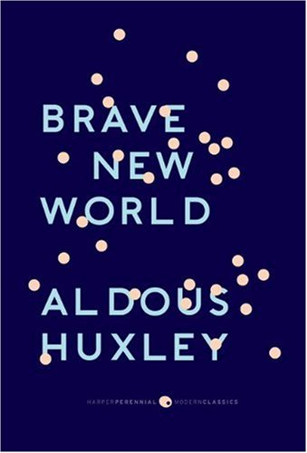a book report on brave new world by aldous huxley Buy the paperback book brave new world by aldous huxley at indigoca,  but  without a stronger plot to back up this well thought out world, brave new world.