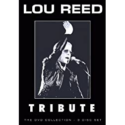 Lou Reed - Tribute (3DVD)