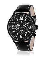 Christian Van Sant Reloj de cuarzo Cv3123 Speedway Negro 45  mm
