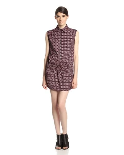 Thakoon Addition Women's Button Up Romper