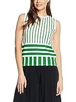 Cortefiel Top (Verde)