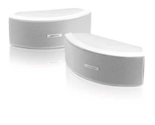 Bose 151 Se Elegant Outdoor Speakers (White)