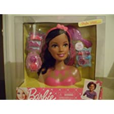 Barbie African American Styling Head(Small)