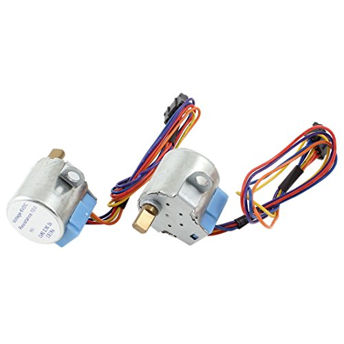 Dc 6V 1000Rpm High Torque Reducing Wired Electric Stepper Motor