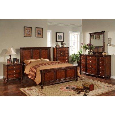 Furniture Bedroom Furniture Bedroom Set Cherry Mahogany Bedroom Set
