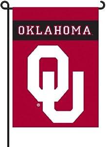 Buy NCAA Oklahoma Sooners 2-Sided Garden Flag (13x18) by BSI