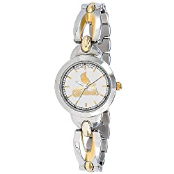 MLB Women's ME-STL Elegance Series St. Louis Cardinals Watch
