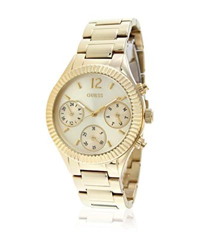 Guess Reloj de cuarzo Woman Oro 37 mm
