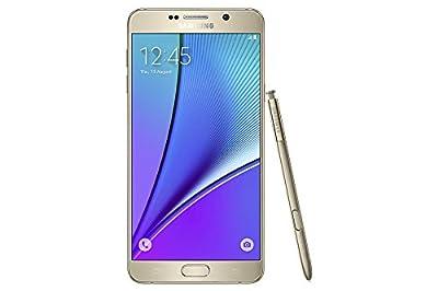 Samsung Note 5 DS (Gold Platinum, 32GB)