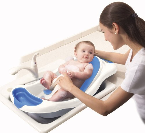 Summer Infant Rite-Temp Baby Bath Tub